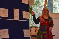 Jahresfeier HW Vorstellung Lernort 2015-11-01 Tanja